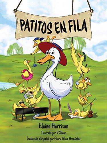 patitos-en-fila-spanish-edition