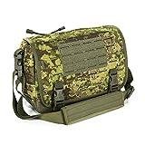 Direct Action Kleiner Messenger Bag Umhängetasche - PenCott GreenZone