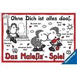 Ravensburger 26471 - Sheepworld: Malefiz-Spiel
