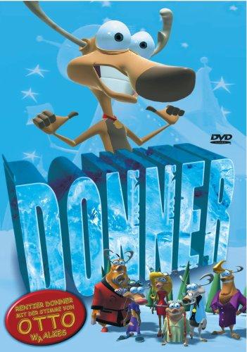Cover des Mediums: Donner - Das Rentier