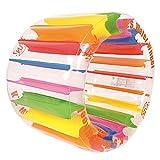 Jilong Kid-Ster Wheel Ø 125 cm Wasser-Laufrad Hamsterrad Wasserspielzeug Wasser-Walze Wasserspaß für Pool Schimmbad Schwimmbecken