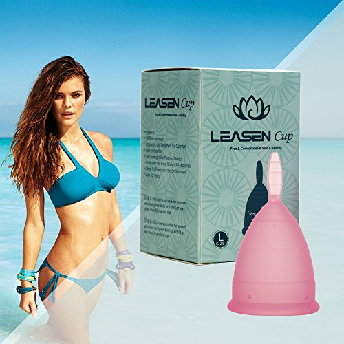 LEASEN-Menstrual-Cup-Health-Care-Soft-Silicone-Lady-Cup-A-Perfect-Feminine-Alternative-to-Sanitary-Napkins-or-Tampons