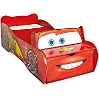 Preisvergleich für Worlds Apart Disney Cars Lightning McQueen - Bett für Kleinkinder von Worlds Apart