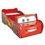 Worlds Apart Disney Cars Lightning McQueen - Bett für Kleinkinder von Worlds Apart