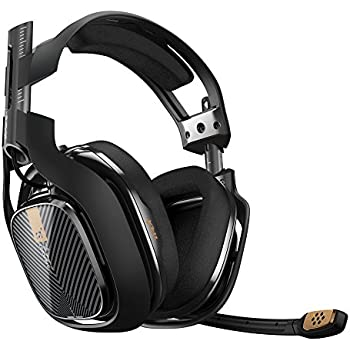 Astro Gaming Casque-Micro Gaming A40TR Noir pour PC, Mac, PS4, Xbox One
