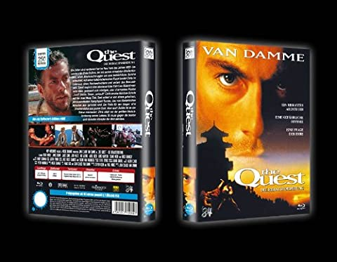 The Quest - Uncut (Collector's Hartbox Edition) - Blu-ray