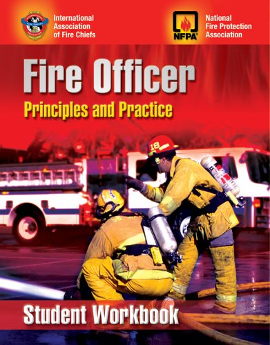 Fire Officer: Principles and Practice: Student Study Guide