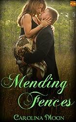 Mending Fences (BBW Soft & Sexy) (Erotic Romance)