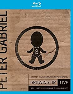 Peter Gabriel - Growing Up+Still Growing Up:Live&Unwrapped [Blu-ray + DVD]