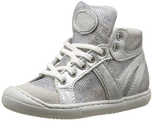 Little Mary Sandrine, Chaussures lacées fille Beige (Mosaic Taupe)