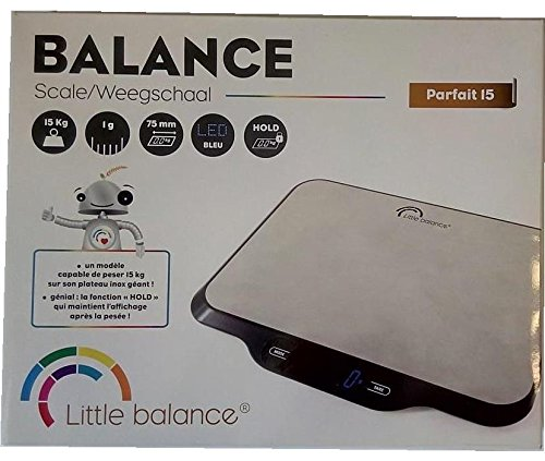 Little Balance Balance culinaire, INOX