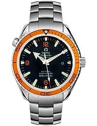 Omega de hombre 2208.50.00Seamaster Planeta Océano Automático Cronómetro Reloj