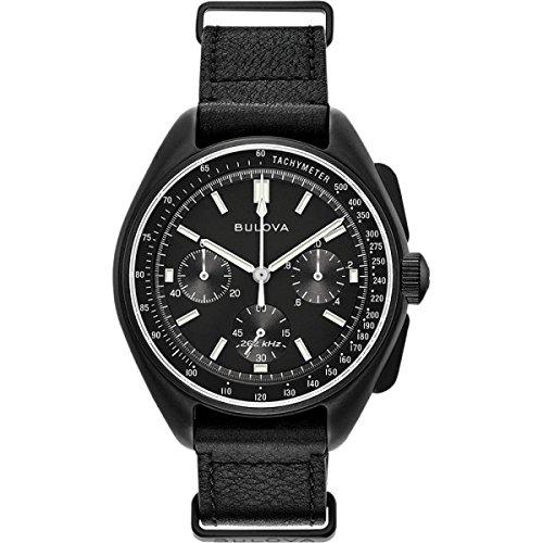 Orologio Cronógrafo da Uomo Bulova Moon Watch 98A186