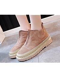Nuevos zapatos de cuero de zapatos casuales zapatos de fondo plano , 2 , 6
