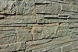 5pz stampi in plastica ABS per calcestruzzo calcestruzzo intonaco muro di pietra piastrelle stampo # W01