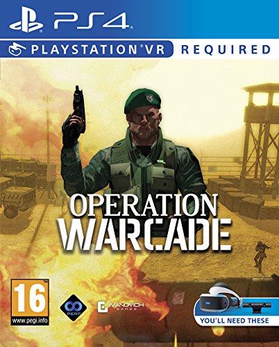 Operation Warcade (PSVR/PS4) [Edizione: Regno Unito]