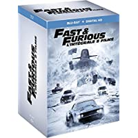 Fast and Furious - L'intégrale 8 films