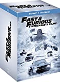 Fast and Furious - L'intégrale 8 films [Blu-ray + Copie digitale] [Import italien]