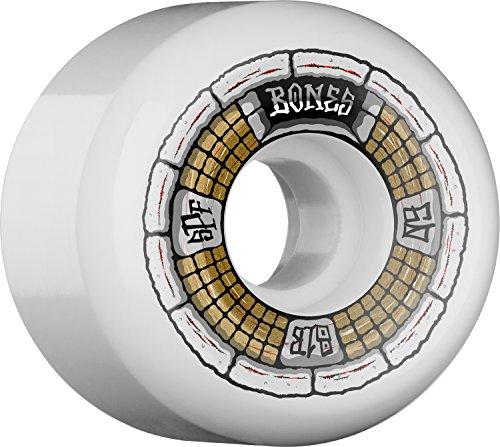 Bones Wheels Knochen Rollen deathbox 60mm 81B [P5] (NEU)