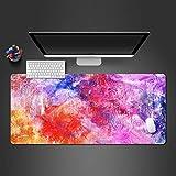 Gummi waschbar Gamepad Professional Edition Erweiterte Büro-Computer- Tastatur Mauspad 700x300x2