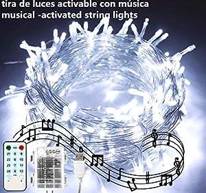 Cadena de luces LED para