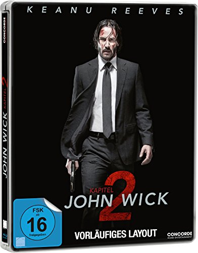 JOHN WICK: Kapitel 2 [Blu-ray] [Limited Edition]