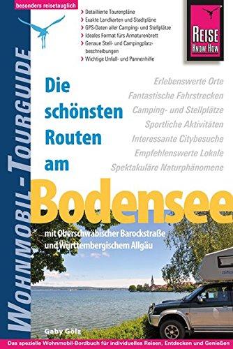 Preisvergleich Produktbild Reise Know-How Wohnmobil-Tourguide Bodensee mit Oberschwäbischer Barockstraße und Württembergischem Allgäu