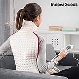 InnovaGoods IG115311 Almohadilla Eléctrica para Cuello y Espalda
