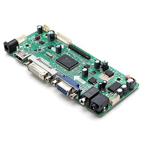 MYAMIA M. Nt 68676.2 Ein HD-Universal-LCD-Controller-Board-Treiber-Modul HD Vga Dvi mit Audio -