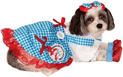 Dorothy Kostüm Zauberer von Oz (Hund Kostüme Von Dorothy Zauberer Oz)