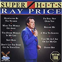 Super Hits by Ray Price (2011-03-29)