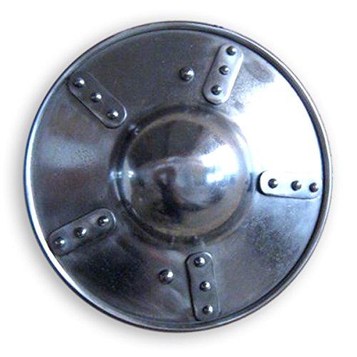 GDFB Beschichtetes Stahl Schild, 30 cm, Halloween Ritter -
