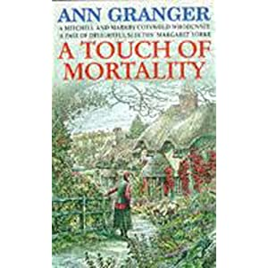 A Touch of Mortality: (Mitchell & Markby 9) (A Mitchell & Markby Cotswold Whodunnit)