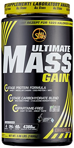 All Stars Mass-Gain