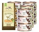 Terra Canis Mini Gourmet Mix für kleine Hunde getreidefrei 15er Pack (15 x 100g/1 x 200g)