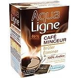Aqualigne café minceur arabica 14 sachets soluble 21g (Prix Par Unité) Envoi Rapide Et Soignée