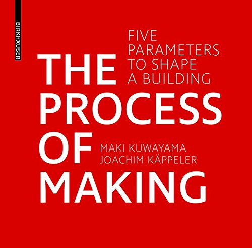 Process of Making: Five parameters to shape buildings