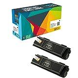 2 Do it Wiser ® TK-170 Toner Kompatibel für Kyocera Ecosys P2135DN FS-1320D FS-1370DN FS-1320DN - TK170 | 1T02LZ0NL0