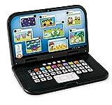 Cefa Toys - 00424, Computer per bambini con attività educative Tech Too, [lingua spagnola]