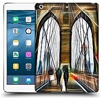 Ufficiale Haroulita Brooklyn Bridge Luoghi 2 Cover Retro Rigida per Apple iPad Air