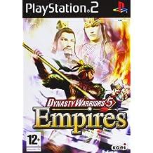 Dynasty Warriors 5: Empires (PS2) [Importación inglesa]