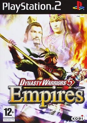 Dynasty Warriors 5 : Empires [import anglais]