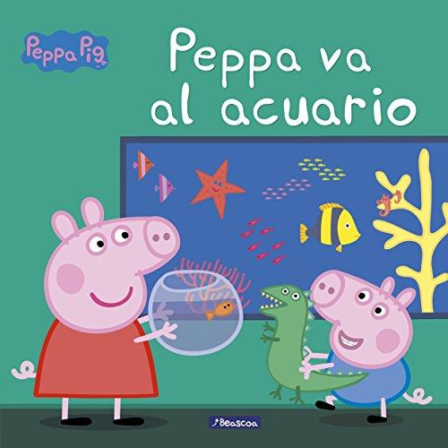 Peppa va al acuario (Peppa Pig. Primeras lecturas)