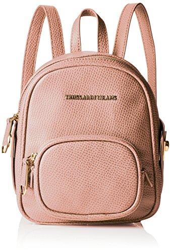 trussardi-jeans-by-trussardi-75bg3653-portes-dos-femme-rose-rose-17x22x12-cm-w-x-h-x-l-eu