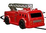 #7: V.G Toys & Novelties Mini Magic Inductive Fire Truck [Follows Black Line] Magic Toy Car for Kids & Children