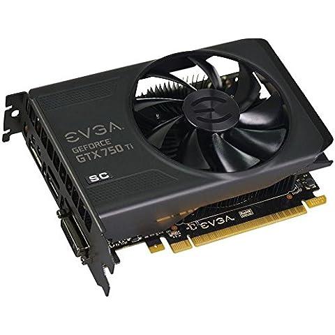 02G-P4-3753-KR EVGA GeForce GTX 750 Ti Superclocked 2GB GDDR5 128 Bit