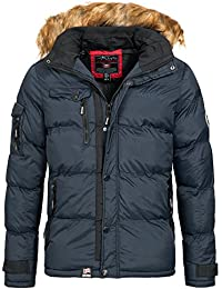 Anapurna Herren Winterjacke Jacke Outdoor Warm Gefüttert Biwa Gr. S-XXXL