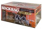 RB 22912 B Fusion II Deluxe Drum Flat Pack (schwarz)