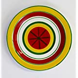 Ceramiche De Simone Piatto mangiallegro -decoro procida