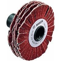 Bosch Cepillo multilámina flexible SW 15 K120 (15 mm, grano 120, para PRR 250)